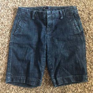 Gap Bermuda jeans shorts
